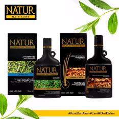 Harga Natur Anti Dandruff Treatment Series Natur Original