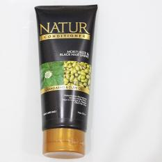 Natur Conditioner Moisturizer & Hair Fall Control Ginseng & Olive Oil 200 ml