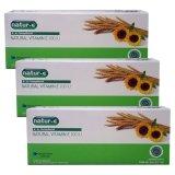 Beli Natur E Natural Vitamin E 100 Iu 4 Strip X 4 Kapsul Paket 3 Pack Suplemen Kulit Baru