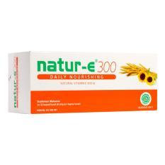 Harga Termurah Natur E Nourishing 300Iu 32 S