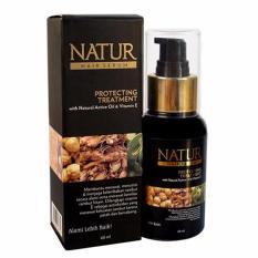 Ulasan Lengkap Tentang Natur Hair Serum