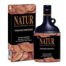 Natur - Natural Extract Shampoo - Ginseng 140ml