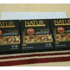 Natur shampo + tonic ginseng