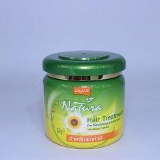 Harga Natura Extra Hair Treatment Nourishing Color Care Sun Flower 250Gr Lolane Original