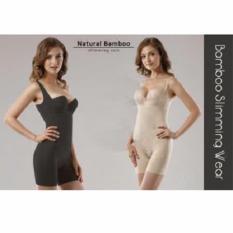 Berapa Harga Natural Bamboo Slimming Suit Coklat Size L Xl Natural Bamboo Di Indonesia