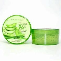 Harga Natural Extract Aloe Vera 96 Soothing Gel Aloevera 96 300 Gram Import Original Masker Aloe Vera Lidah Buaya Lazpedia Lengkap