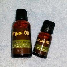 Beli Natural Hut Argan Oil Murni Untuk Perawatan Rambut Dan Kulit 30Ml Online Terpercaya