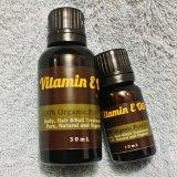 Beli Natural Hut Natural Vitamin E Oil Untuk Rambut Dan Kulit 10Ml Kredit