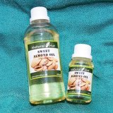 Cuci Gudang Natural Hut Pure Sweet Almond Oil Cosmetic Grade 100Ml