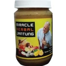 Spesifikasi Miracle Herbal Jantung Madu Putih Murni 300Ml Bagus