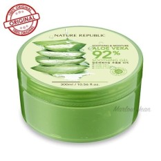 Jual Natural Republic Aloe Vera Gel 92 Jaminan Original 300Ml Antik