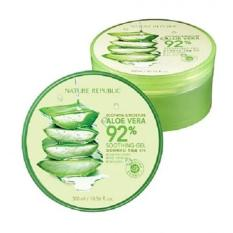 Spesifikasi Nature Aloe Vera Shooting Moisture 92 Shooting Gel Nature Republic 300 Ml Yang Bagus