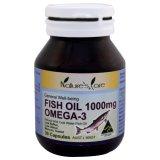 Harga Nature Care Sardine Oil Omega 3 30 Nature Care Terbaik