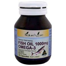 Toko Nature Care Sardine Oil Omega 3 30 Online