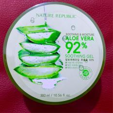 Review Nature Republic Aloe Vera 92 Original 300Ml Dki Jakarta