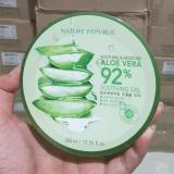 Jual Nature Republic Aloevera Gel Original Korea 300Ml Riau