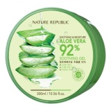 Review Nature Republic Soothing Moisture Aloe Vera 92 300Ml Nature Republic Di Dki Jakarta