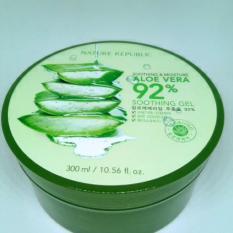 Toko Nature Republik Aloe Vera 92 Soothing Moisture Original Asli Dekat Sini