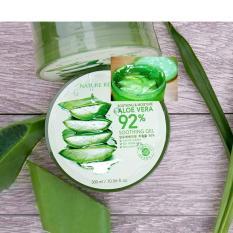 Situs Review Nature Soothing Moisture Aloe Vera 92 Republic Soothing Gel Lidah Buaya