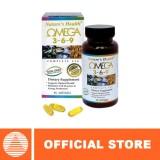 Beli Nature S Health Omega 3 6 9 45 Yang Bagus