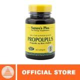 Spesifikasi Nature S Plus Propol Plus 60 Softgels Online