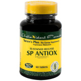 Spesifikasi Nature S Plus Sp Antiox Super Antioxidants 60 Tablets Nature S Plus Terbaru