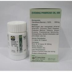 Beli Nature S Evening Primrose Oil 500 Obat Jantung Koroner Kolesterol Murah Di Jawa Barat