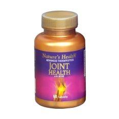 Review Nature S Health Joint Health 60 S Glucosamine Nyeri Sendi Lutut Rematik Pelumas Sendi Oli Sendi Menjaga Kesehatan Persendian Di Jawa Timur