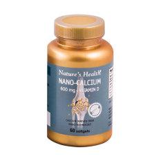Harga Nature S Health Nano Calcium Suplemen 60 Softgel Yang Murah