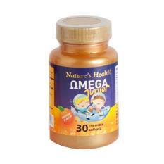 Beli Nature S Health Omega Junior 30 Softgel Online Terpercaya