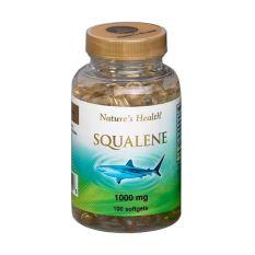 Jual Nature S Health Squalene 1000Mg 100 S Multivitamin Untuk Jantung Vitamin Kulit Ori