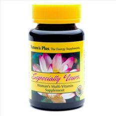 Model Nature S Plus Especially Yours 60 S Multivitamin Untuk Wanita Antioksidan Meningkatkan Imunitas Mengurangi Pms Suplemen Menopause Terbaru