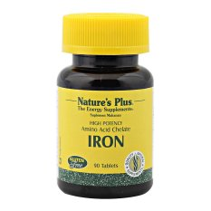 Natures Plus Iron 20mg - 90 Tablet By Lazada Retail Clearance Store.