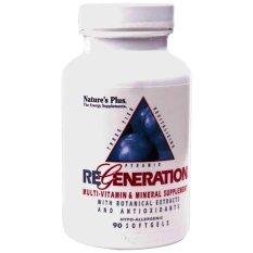 Beli Nature S Plus Regeneration 90 Tablet Terbaru
