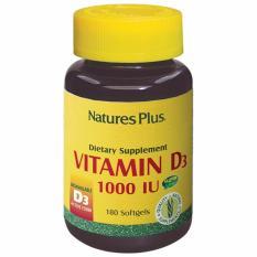 Review Toko Nature S Plus Vitamin D3 1000Iu