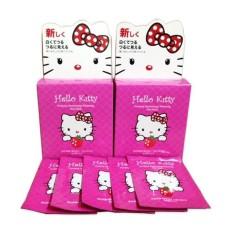Naturgo Hellokitty /Masker Lumpur Hello Kitty Shishedo - SACHET HELOKITY-