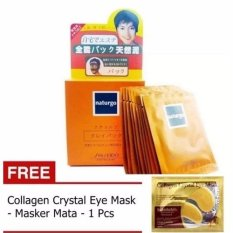 Spesifikasi Naturgo Masker Lumpur 10 Pcs Gratis Masker Mata 1Pcs Yang Bagus