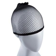 Fleksibel Yang Diperlukan Tenun Cap Jaring Rambut Cool Mesh untuk Wig-Intl
