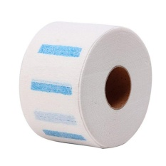 Neck Paper Roll White One-off Waterproof Barbershop Supplies 100PCs Portable