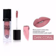 Nefertiti Paris Diva Lip Cream  Dark Coral