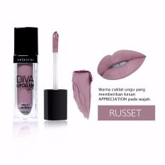 Nefertiti Paris Diva Lip Cream Matte Russet