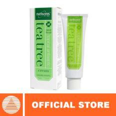Toko Nelsons Tea Tree Cream 50G Online Terpercaya