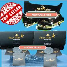 Harga New Black Walet 1 Bok Isi 3 Buah Pengganti Neo Walet Baru