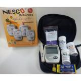 Spesifikasi Nesco Multicheck Gcu Alat Tes Alat Cek Kolesterol Asam Urat Gula Darah 3In1 Terbaru