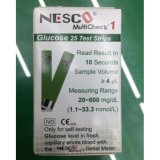 Top 10 Nesco Multicheck Glucose Strip Isi 25 Online