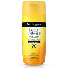 Jual Cepat Neutrogena Beach Defense Spf 70 Sunscreen Sunblock 6 7 Fl Oz