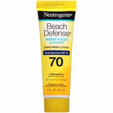 Cuci Gudang Neutrogena Beach Defense Spf 70 Sunscreen Sunblock