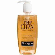 Beli Neutrogena Deep Clean F*C**L Cleanser Online Murah