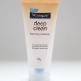 Jual Neutrogena Deep Clean Foaming Cleanser 50Gr
