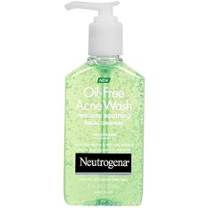 Neutrogena Oil Free Acne Wash Redness Soothing F*c**l Cleanser Di Indonesia